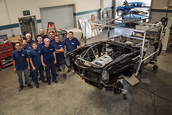 The Hjeltness Restoration Team