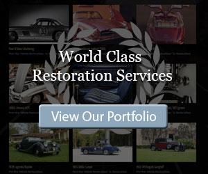 Hjeltness Restoration - Vintage Automobile Restoration Portfolio